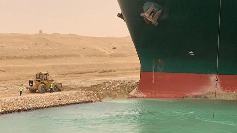 加宽40米挖深2米:埃及批准苏伊士运河南段扩容