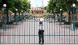 【图集】疫情之下,香港迪士尼乐园持续亏损