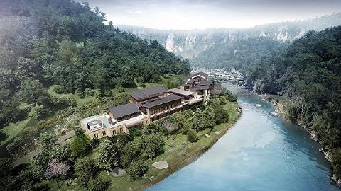 新酒店 | 绍兴新昌安岚夏季开业,开启身心与自然的邂逅