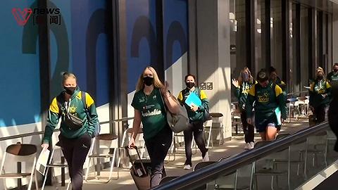 首支海外代表队抵达日本,东京奥运会拟允许观众入场