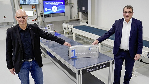 大众汽车或考虑将电池部门独立上市,自产电池将与外部采购并行