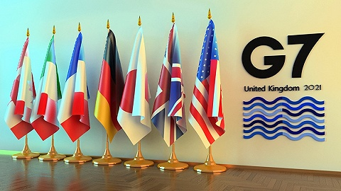 G7峰会本周开启,拜登鼓吹美欧团结应对中俄