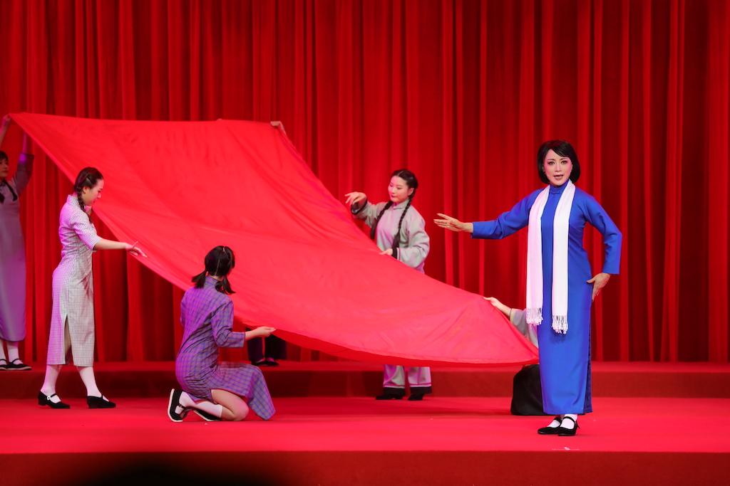 摩登5登录演出票已售罄!江浙沪越剧名家献唱百年芳华