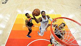 NBA分区半决赛先后决战天王山,三分大赛快船逆转战胜爵士