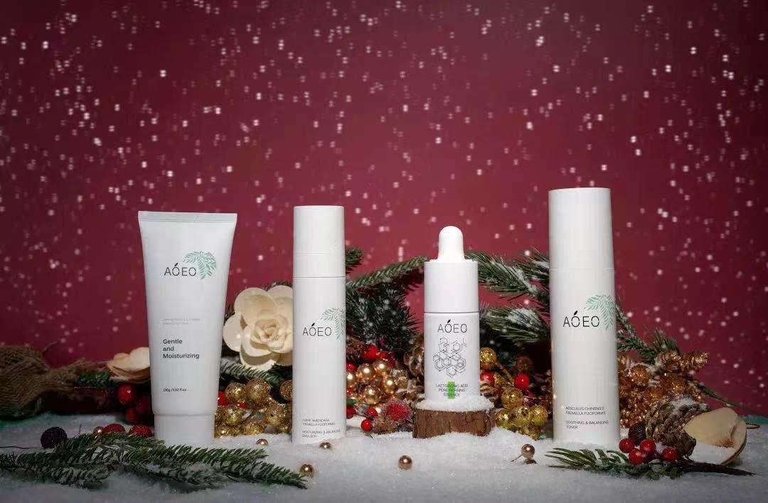 摩登4首页植物系护肤品牌AOEO获亿元投资,山茶花是天然成分的下一个风口?