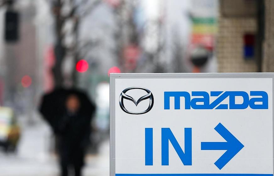 马自达公布未来10年电动战略,2025年前推出13款电动化车型