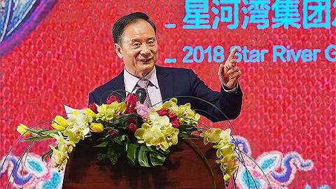 星河湾猛攻旧改,114亿摘广州贤江村项目