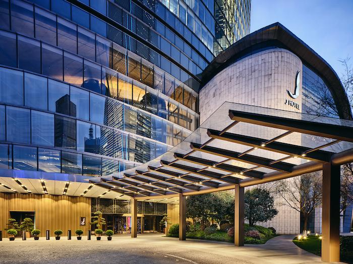被群嘲的高端民族酒店品牌  上海J酒店设计赏析