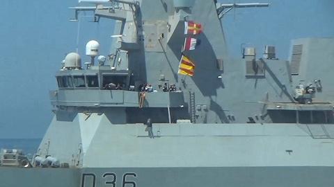 黑海英军驱逐舰纠纷后续:俄英表述各不同,俄欧峰会遭拒