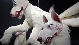 国内首个日本妖怪文化主题展开幕,从浮世绘回溯妖怪形象演变之路