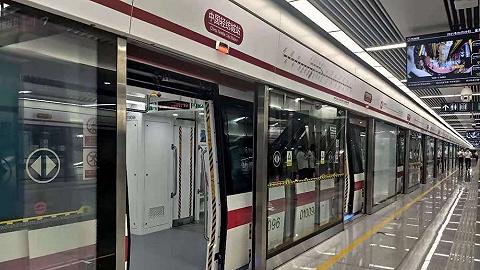 绍兴成为第41座地铁城市,与杭州地铁实现站内换乘