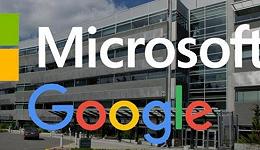 """六年休战期结束,微软和谷歌又要开始""""扯头花"""""""