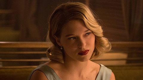 蕾雅·赛杜 :我看到一个角色,就像得到一个礼物