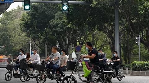 广州可能将在部分路段全天禁行电动自行车