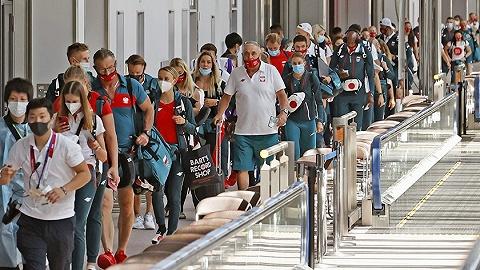 疫情下的东京奥运:虽有严格规定,仍有运动员确诊、失踪