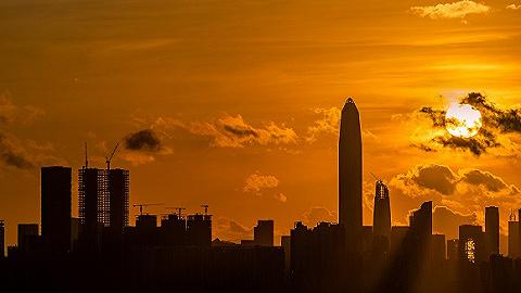 深圳写字楼市场回暖,大宗交易成交额创历史新高