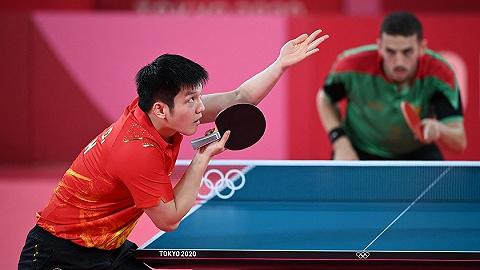 中国军团   国乒单打全员跻身八强,日本男乒已全军覆没