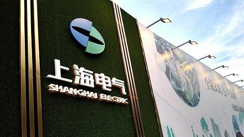 上海电气董事长郑建华接受调查