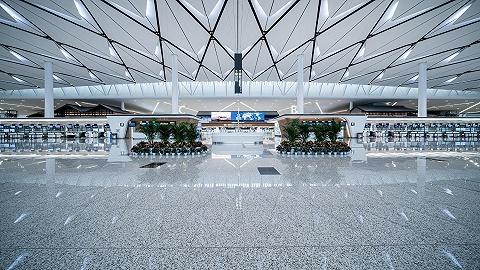 成都天府机场航站楼一工作人员确诊,今日航班取消率超60%