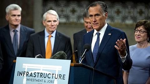 拜登1.2万亿基建终于通过参院程序性投票,但新支出又缩水了