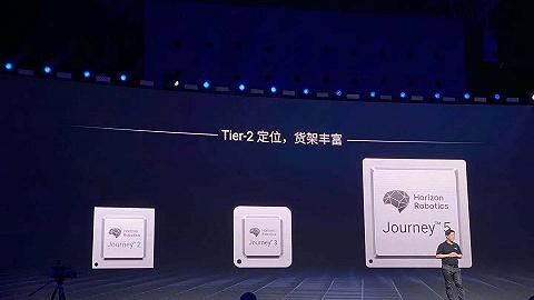 地平线发布具备L4级自动驾驶算力芯片,首搭8家意向车企