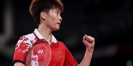 中国军团 | 陈雨菲苦战三局赢下女单决赛,国羽摘得奥运第二金