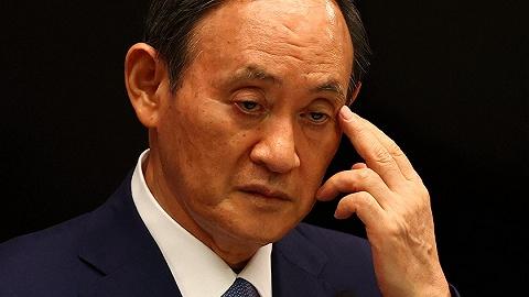 奧運落幕了,菅義偉支持率卻跌到谷底