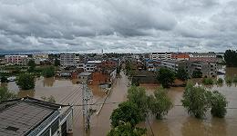 特大暴雨袭击湖北:最大降雨量438毫米,随县柳林镇积水2.46米