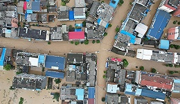 湖北随县柳林镇遭遇极端强降雨,已致21人遇难、4人失联