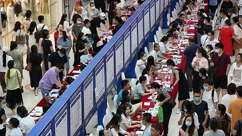 直通部委    統計局:7月份全國城鎮調查失業率為5.1% 北京新生代農民工男性占比達66.3%
