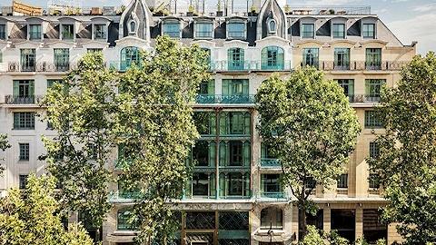 新酒店 | 法国首家金普顿酒店落户巴黎,延续 1930 年代的新艺术风格