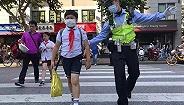 图集|高温日迎开学,上海校园安全、防疫两不误