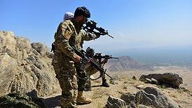 塔利班包围反塔武装最后据点,但地方军阀仍是心腹大患