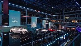 AMG品牌下的首款纯电车亮相,奔驰发起最强纯电攻势