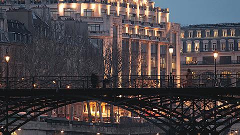 新酒店 | 白马庄园揭开面纱,巴黎酒店 No.1 的有力争夺者
