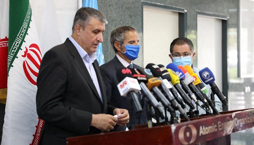 华信娱乐官网伊朗与国际原子能机构达成协议,美伊谈判重启在望