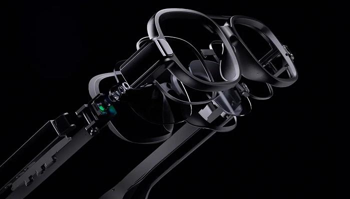 天富代理注册小米发布概念新品智能眼镜探索版:支持通话导航和语音翻译