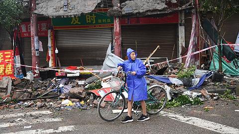 四川泸县6.0级地震已致3死100伤,12.1万人受灾