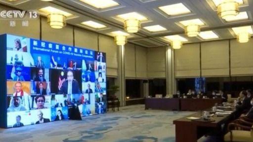 华信娱乐代理中国以实际行动积极推动国际抗疫合作 获得多国好评