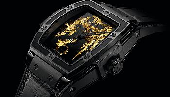 宇舶表用黄金晶体打造BIG BANG灵魂系列;真力时CHRONOMASTER旗舰系列再现经典腕表丨当周腕表