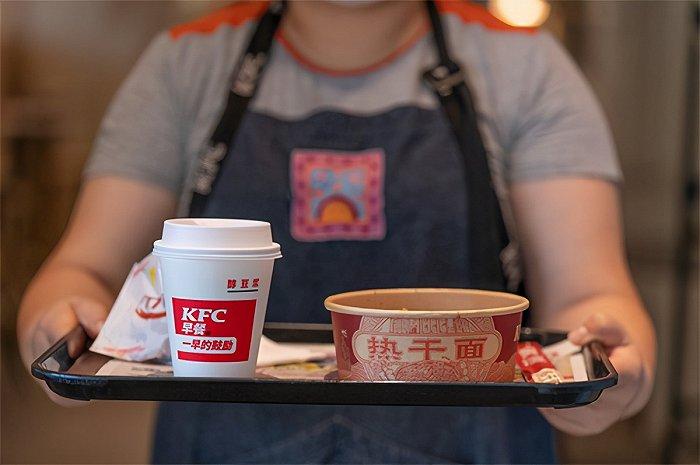 天富在线平台胡辣汤、小笼包和热干面,还有什么是肯德基不能卖的?