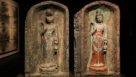 从洛阳伊河两岸到浦江之畔,龙门石窟文物迎来上海首展
