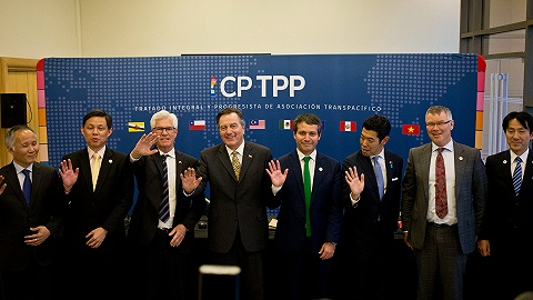 官方电玩为什么要加入CPTPP?