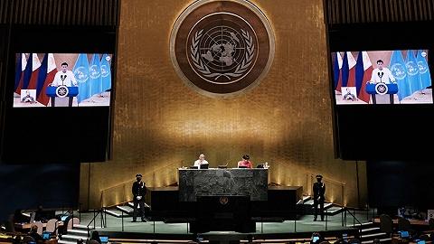 联大一般性辩论开启:美国称不寻求新冷战,塔利班力争存在感