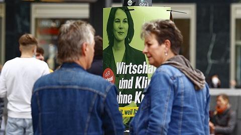 德国大选将开启:相比年轻人,老年选民更多了