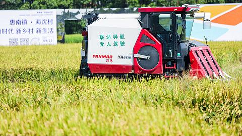 5G智慧农业平台亮相上海浦东,集采集、传输、解译、模拟、决策于一体