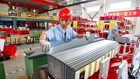 疫情叠加限电,9月制造业PMI跌至荣枯线以下