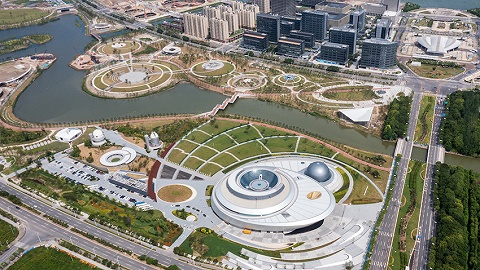 上海临港滴水湖核心区面向全球征集方案,打造世界级文旅目的地