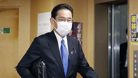 岸田文雄正式成为日本第100任首相,拟于10月底举行众议院选举