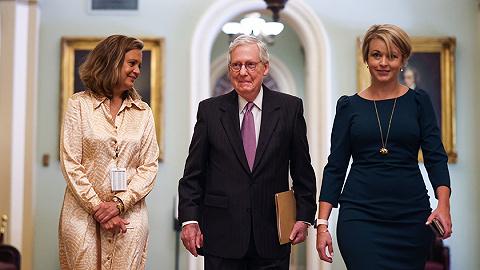 共和党同意暂时提高上限,美国债务危机有望解除